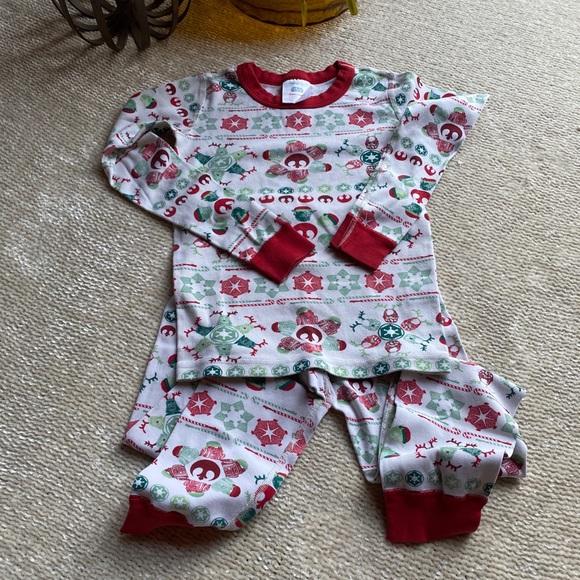 Star Wars Christmas Pajamas